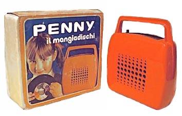 Mangiadischi-Penny