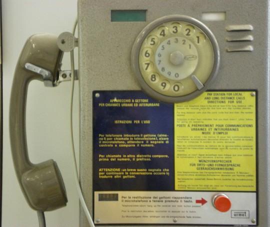 telefono a gettoni
