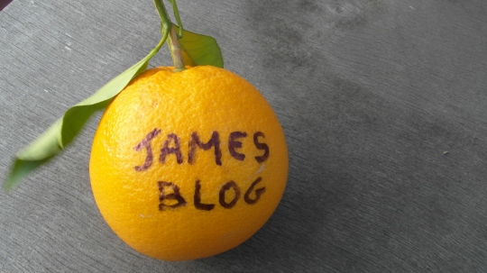 l'arancia di jamesblog