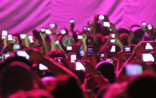 smartphone alla riscossa
